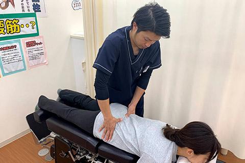 施術は平均して3~4ヶ月で完治いたします。