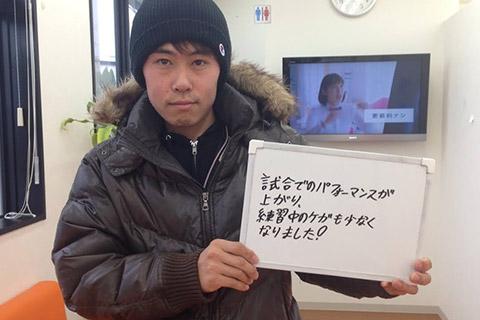 【パーソナルトレーニング】福津市・N様